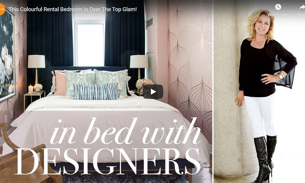 in bed with DESIGNERS
